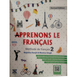 French- Apprenons Le Francais Method De Francais-2