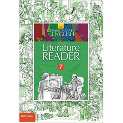 English- New Communicate in English-- Literature Reader