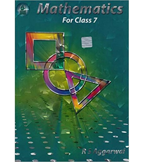 Mathematics by R.S.Aggarwal Class 7