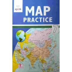 Social Science-MAP PRACTICE Class 7