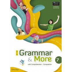 English- New Grammar and More Class 7