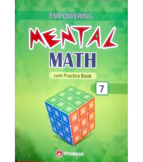 Maths- Empowering Mental Maths Cum Practice Book