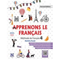 French-Apprenons Le Francais Methode de francais- 4 Class 8