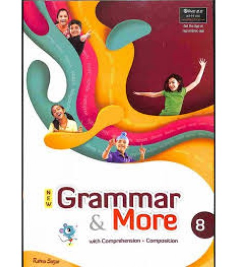 English- New Grammar and More Class 8