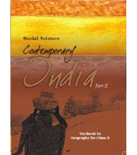 Geography- Contemporary India Part- 2 Class 10