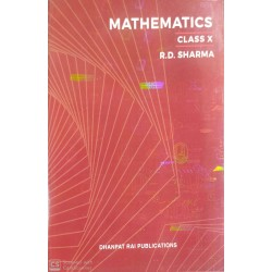 Mathematics for Class 10 by R D Sharma 2020-21