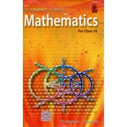 Mathematics for Class 10 by R S Aggarwal 2020-21