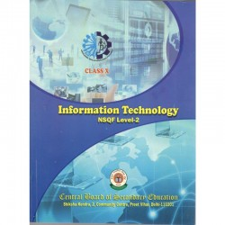Computers-Information Technology NCERT Book for Class- X