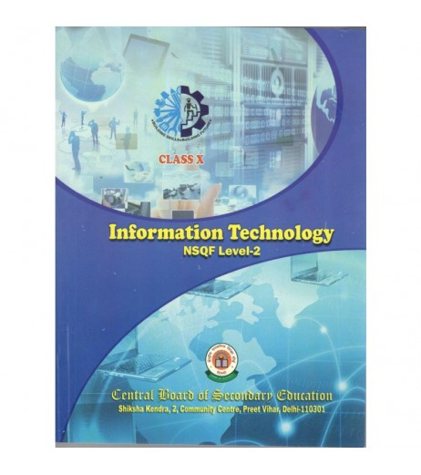 Computers-Information Technology NCERT Book for Class 10