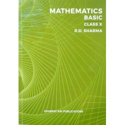 Mathematics for Class 10 by R D Sharma 2021-22