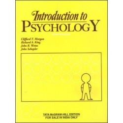 Introduction to Psychology by Morgan & King for Class XI