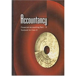 Financial Accounting Part -II NCERT Book for Class XI