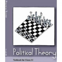 Political Sci-Political Theory NCERT Book for Class XI