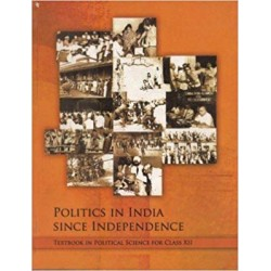 Political Sci.-Politics in India since Independence NCERT