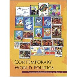 Political Sci.-Contemporary World Politics NCERT Book for