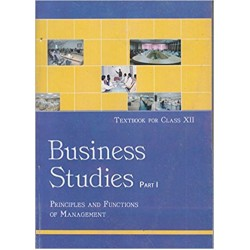 Business Studies-Principles & Functions of Management NCERT