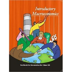 Introductory Macroeconomics NCERT Book for Class XII