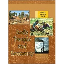 Geography-India People & Economy NCERT Book for Class XII