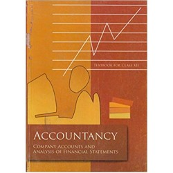 Accountancy-Financial Statements Analysis NCERT book for