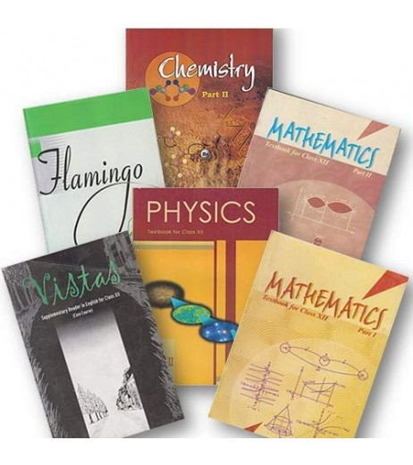 Class 12 NCERT PCM Book Set  (Set of 10 Book) 2021-22