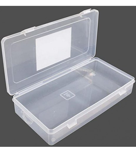 Plastic Box With Hingers and Lock