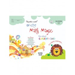 Write Math Magic Blossoms -C2