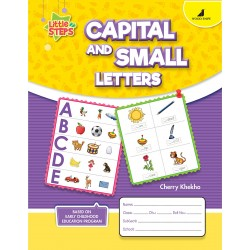 Capital & Small Lettters Little Steps