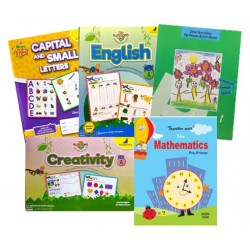 Nursery Book Bundle Set Of 6 Book 2020-21
