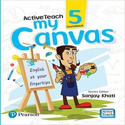 Active Teach My Canvas Course book 5
