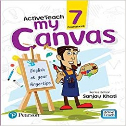 English-Active Teach My Canvas Course book 7