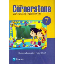 English-Cornerstone Grammar book 7 (Revised Edition)