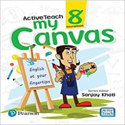 English-Active Teach My Canvas Course book 8