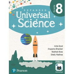 Science-Expanded Universal Science 8