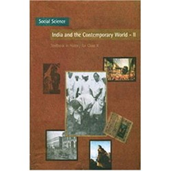 History-India and the Contemporary World- 2 NCERT Book for