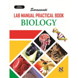 Saraswati Practical Notebook Biology Class 10
