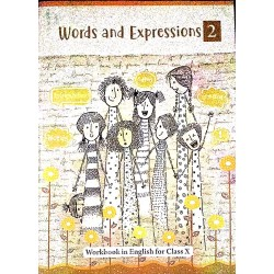 English-Words and Expressions 2 NCERT Book Class 10