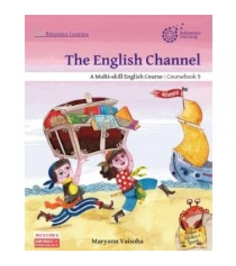 English Channnel 5 Course book