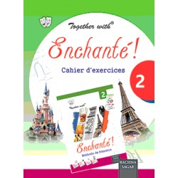 Enchante Text Book 2 for Class 6