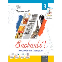 Enchante Text Book 3 for Class 7