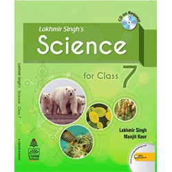 Lakhmir Singh's Science Book-7