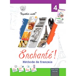 Enchante Text Book 4 for Class 8