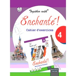 Enchante Work Book 4 for Class 8
