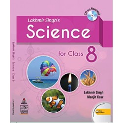 Lakhmir Singh's Science Book-8