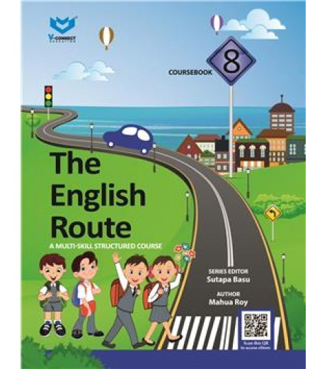 The English Route Textbook Semester 2 Class 8