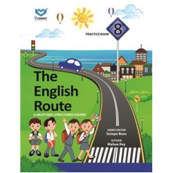 The English Route -A multi skill structure Workbook Class 8