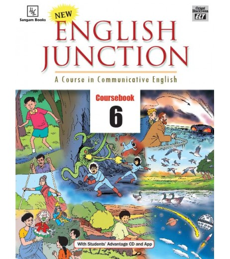 English Junction 6 Course Book