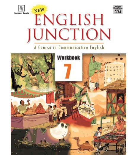 English Junction 7 Work Book