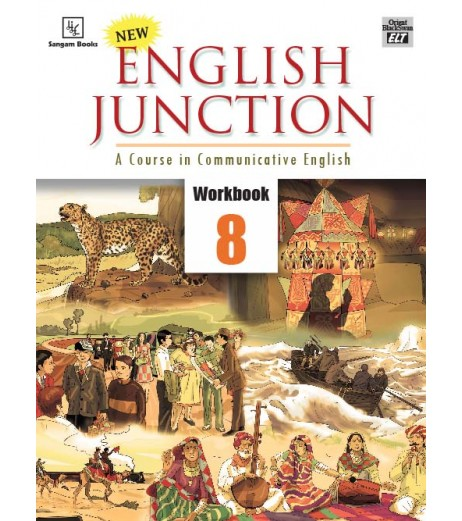 English Junction 8 Work Book