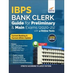 IBPS Bank Clerk Guide for Preliminary and Main Exams