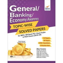 General/ Banking/ Economy Awareness Topic-wise Solved